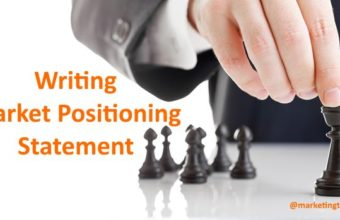 How to Write a Market Positioning Statement