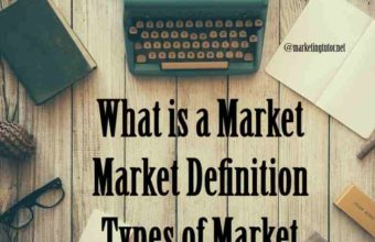 Market Definition Types