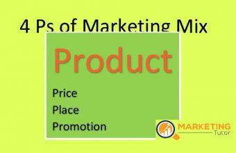 Product Marketing Mix