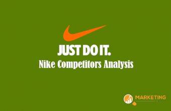 Competitors Analysis Nike Brand