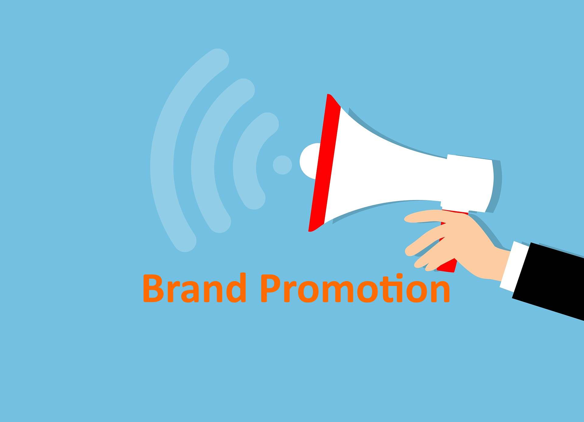 Step 8 in brand building: promote your brand